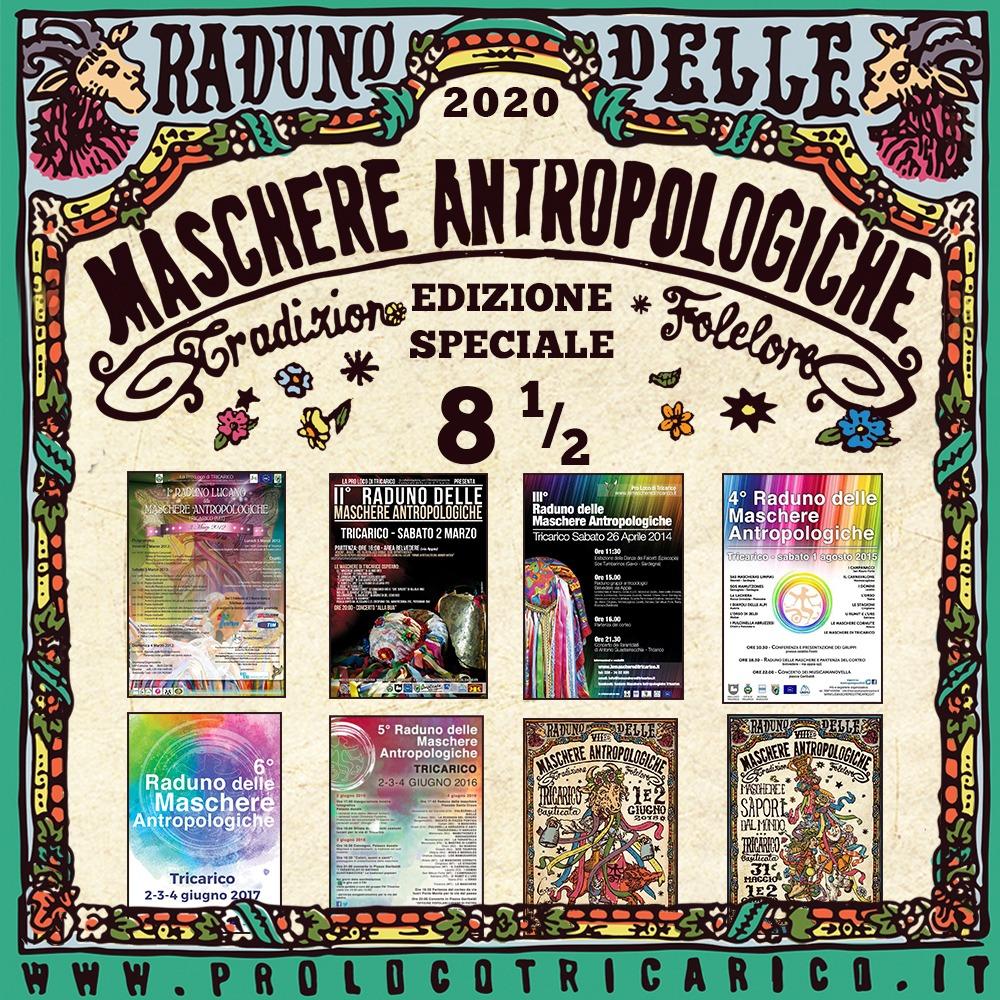 Edizione Speciale: Raduno delle Maschere Antropologiche 8 e mezzo